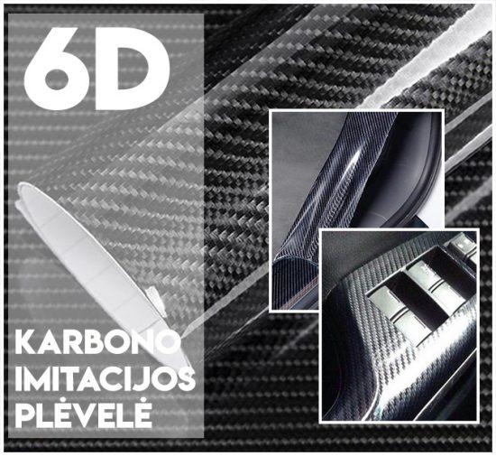 6d karbono plėvelė
