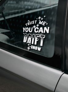 trust me you can drift